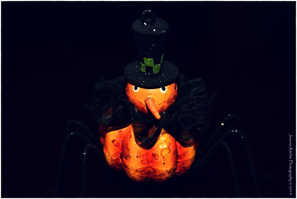 Boston Spider - wonderfully gruesome!