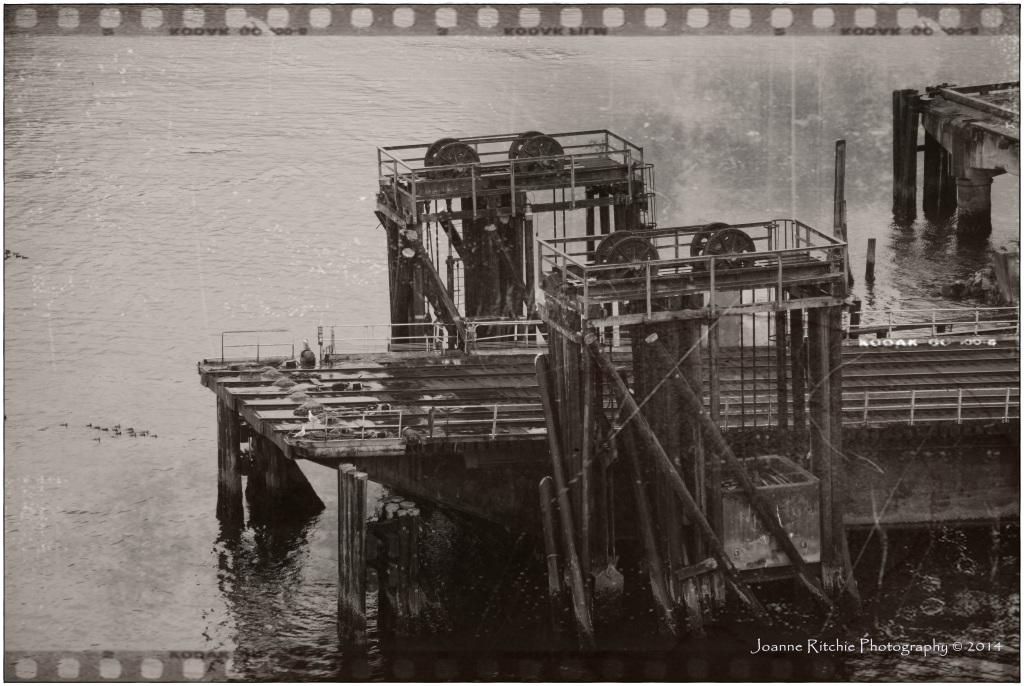 Vancouver Docks