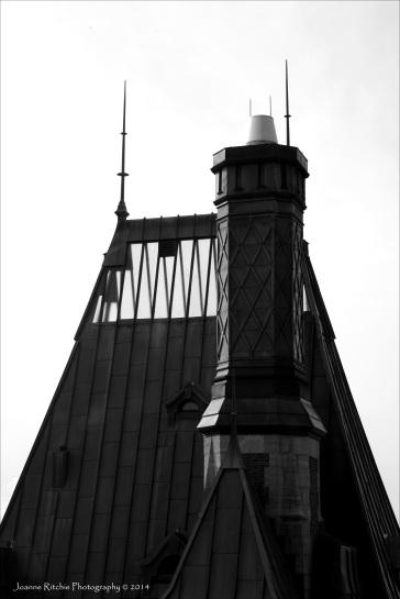 CF - Rooftop Spire