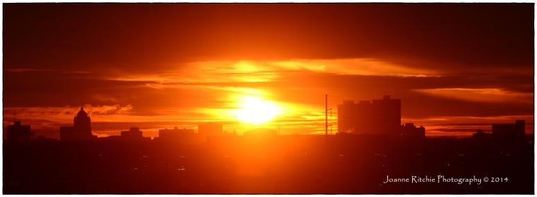 Manitoba Sunrise