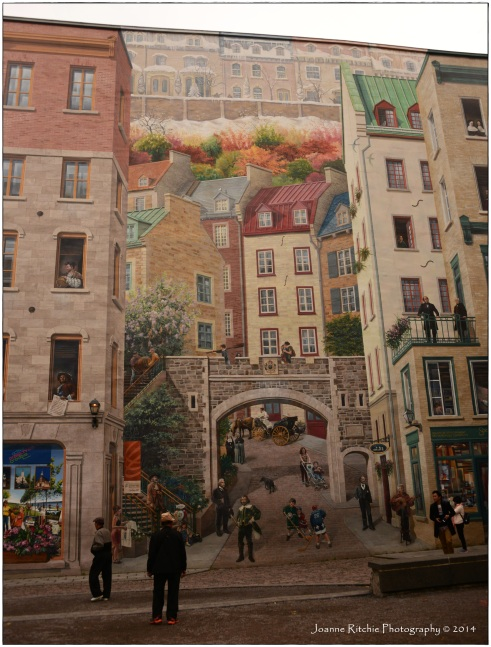 Mural on a GRAND scale!
