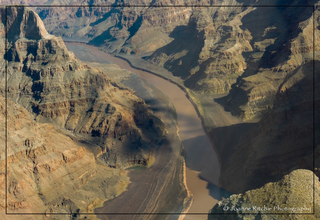 The Grand Canyon and it's majestic Depths!