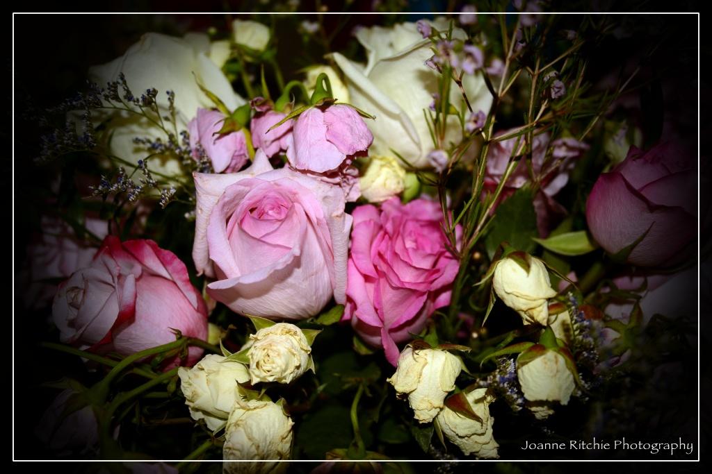 Valentine Flowers for MOI! xx