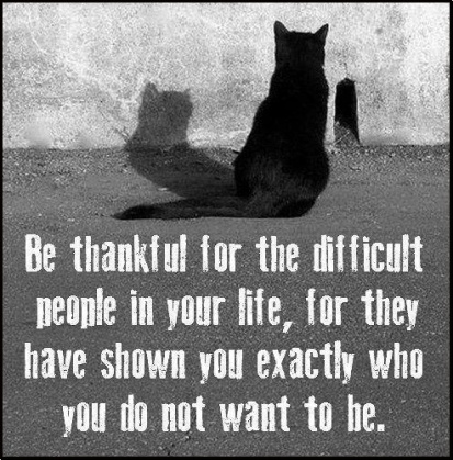 Difficult People...