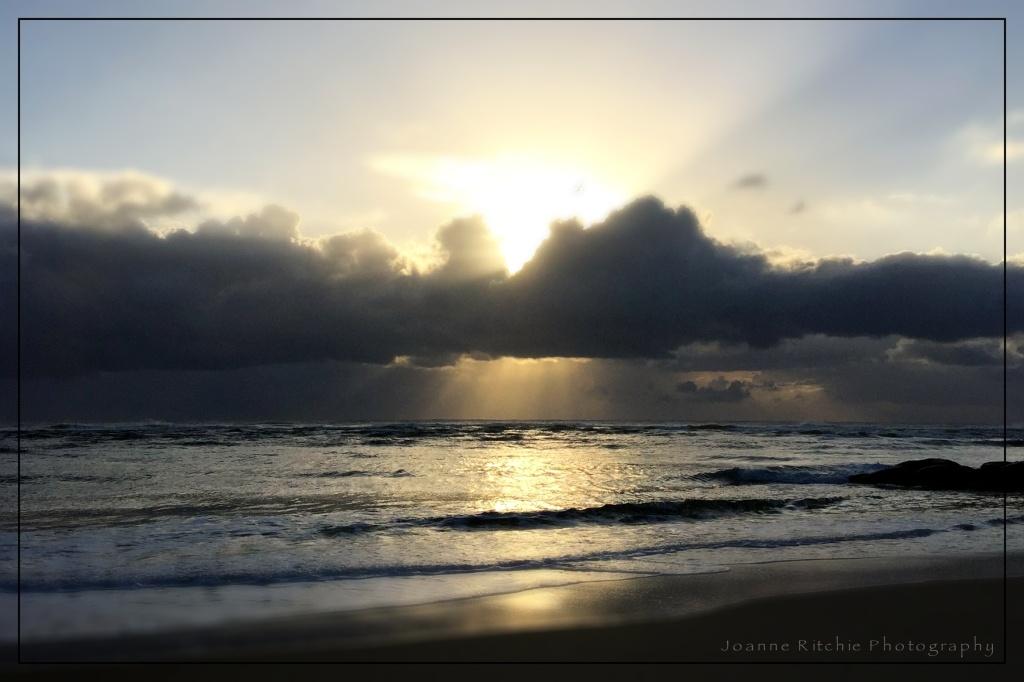 Early Morning from Maroochydore Beach, Australia