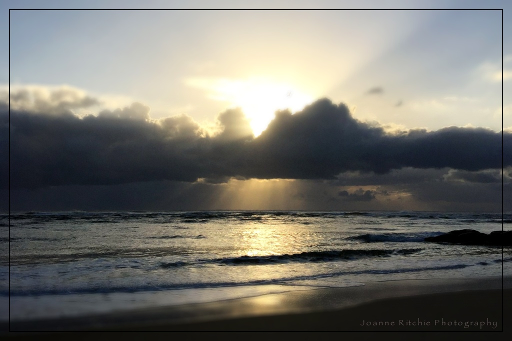 Early Morning from Maroochydore Beach, Australia