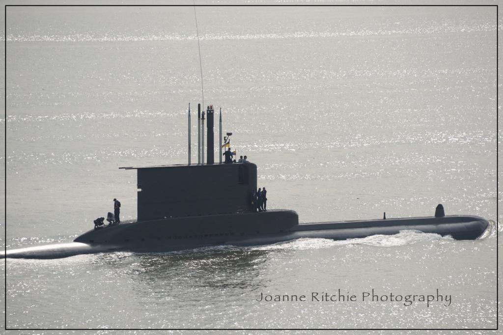 Submarine Maintenance