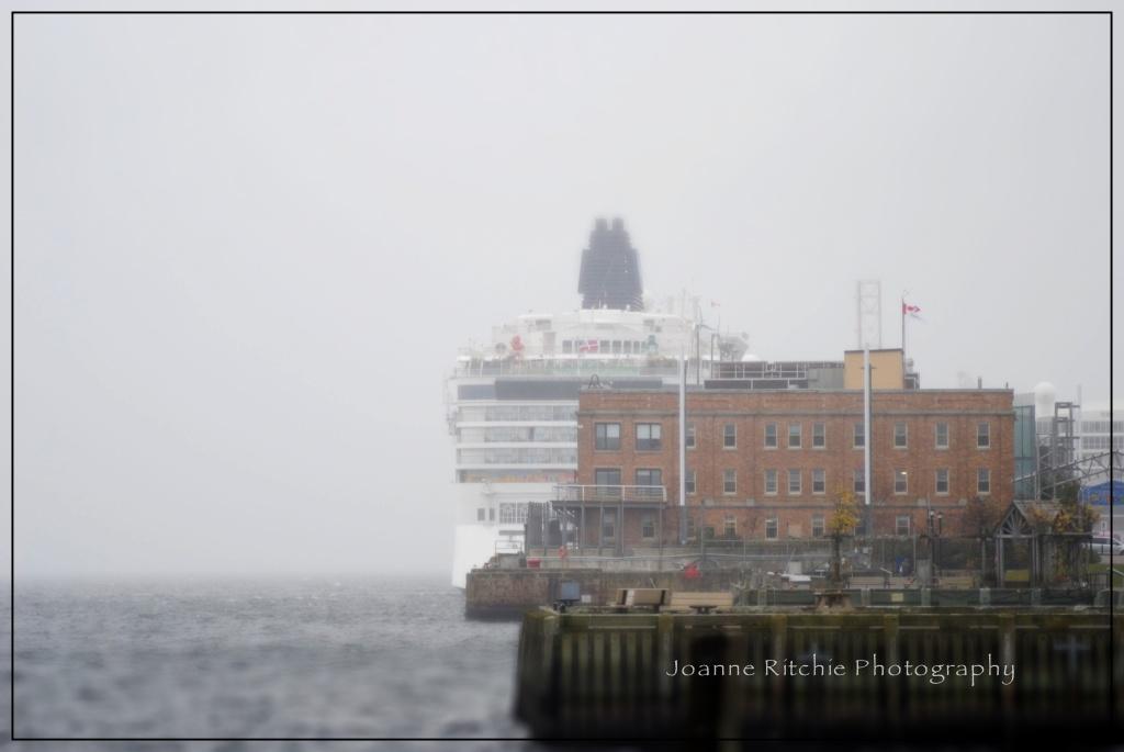 Windy in Halifax