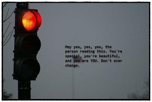 You're Beautiful...