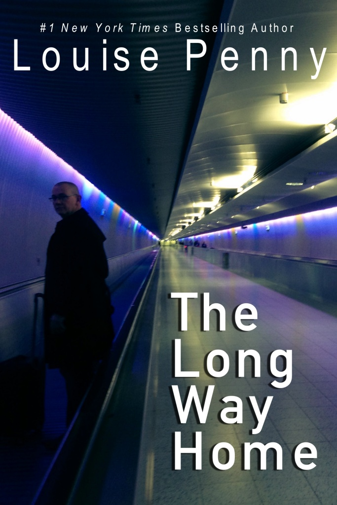 Book Jacket - The Long Way Home