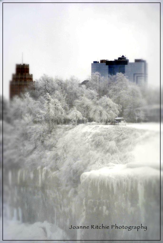 Cold at Niagara