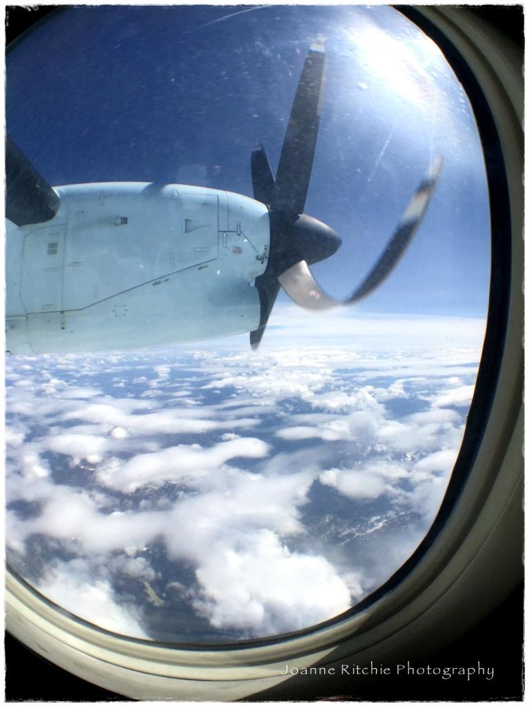 Melting Propeller...