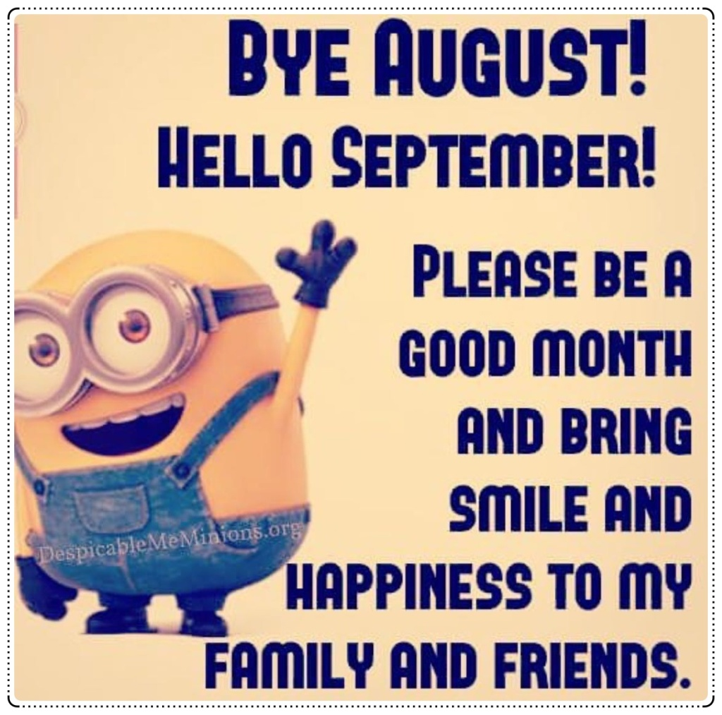 September Minion