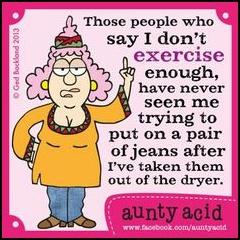 Jeans Aerobics