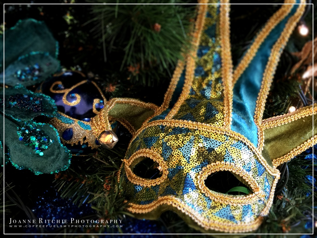 Masquarading as Christmas
