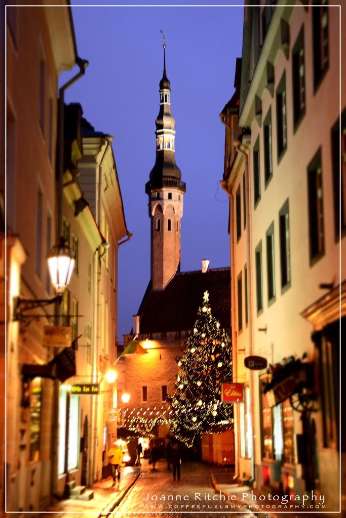 Christmas Markets - Tallinn
