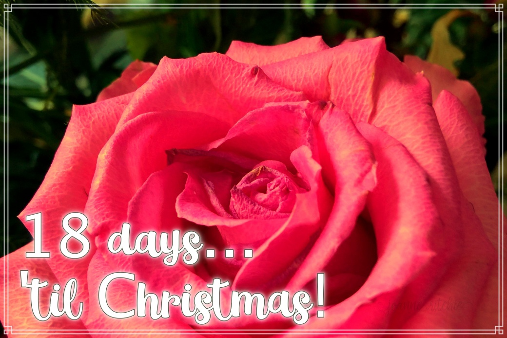 18 days countdown